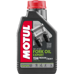 Моторное масло MOTUL Fork Oil Expert medium/heavy  15W, 1 литр