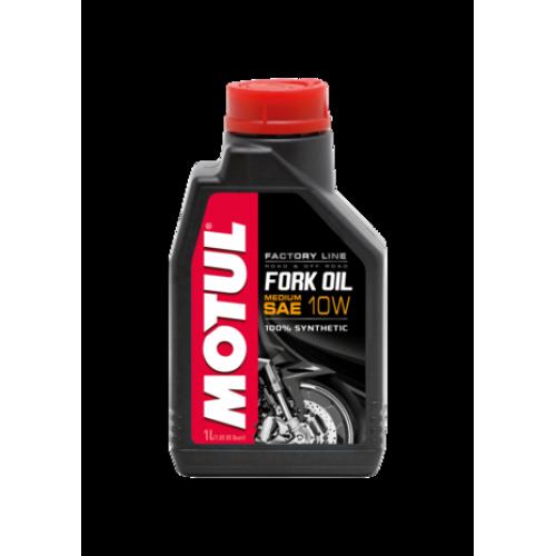 Вилочное масло MOTUL FORK OIL FL M 10W 1Л