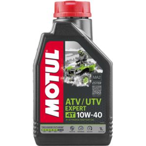 Моторное масло Motul ATV UTV EXPERT 4T 10W40 MA, 1 литр