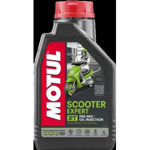 Моторное масло MOTUL Scooter Expert 2T 1л