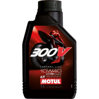 Моторное масло MOTUL 300V 4T FL 10W-40 road racing (1)