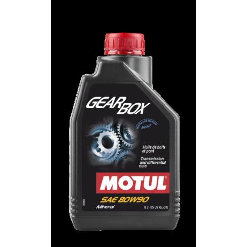 Трансмиссионное масло MOTUL GEARBOX 80W-90 1л