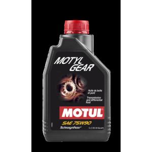 Трансмиссионное масло MOTUL MOTYLGEAR 75W-90 1L