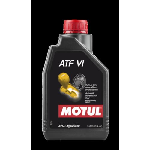 Трансмиссионное масло MOTUL ATF VI, 1 литр