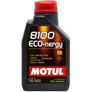 Моторное масло MOTUL 8100 Eco-nergy 5W-30, 1 литр