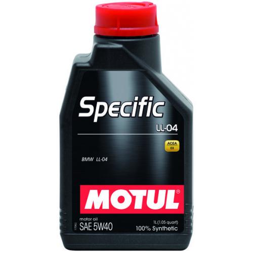 MOTUL Specific BMW LL-04 5W-40 1л
