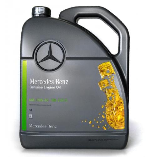 Масло моторное Mercedes-Benz 228.5 10W-40 (5л.)