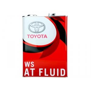 Масло трансмиссионное TOYOTA AUTO FLUID WS (4л.)