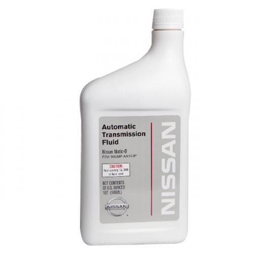 Масло трансмиссионное 999MP-AA100P NISSAN Matic Fluid D (0,946л)