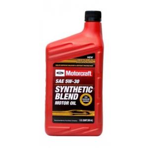 Масло моторное FORD Motorcraft Premium Synthetic Blend 5W-30 полусинт. (0,946 л)
