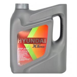 HYUNDAI Масло для АКПП с вариатором XTeer CVT 4л 1041413