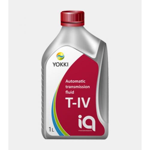 Трансмиссионное масло YOKKI ATF T-IV  1л