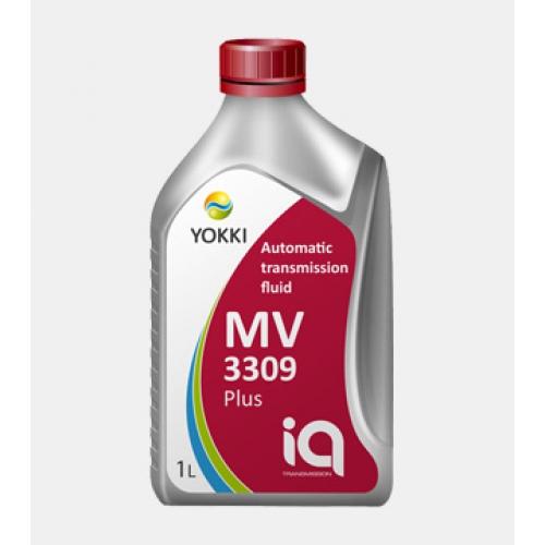 Трансмиссионное масло YOKKI ATF MV 3309 Plus 1л