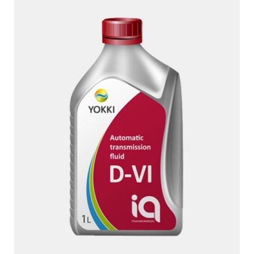 Трансмиссионное масло YOKKI ATF D-VI