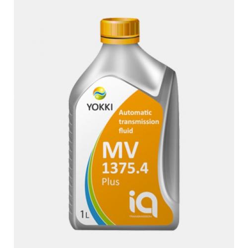 Трансмиссионное масло YOKKI ATF MV 1375.4 Plus