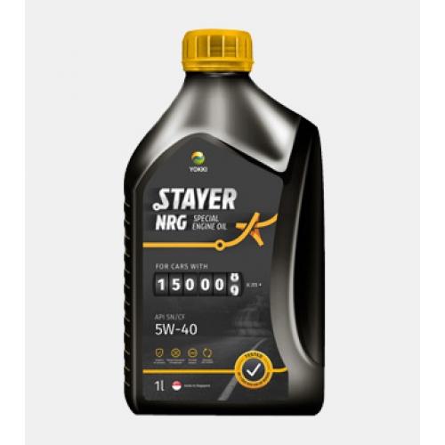 YOKKI SAE 5W-40 Stayer NRG API SN/CF 1л