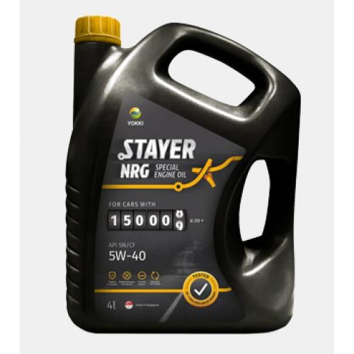 YOKKI SAE 5W-40 Stayer NRG API SN/CF