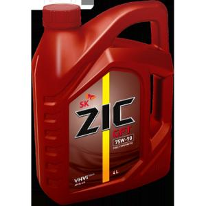 Масло для механических трансмиссий  ZIC GFT 75W-90 (4л.)