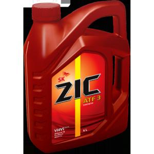 Масло для  автоматических трансмиссий   ZIC ATF 3 (4л.)