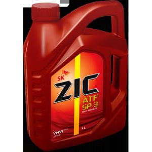 Масло для  автоматических трансмиссий   ZIC ATF SP 3 (4л.)