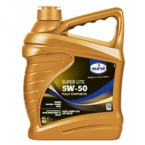 Масло моторное Eurol Super Lite 5W-50 SM/CF (синт.) (4л.)