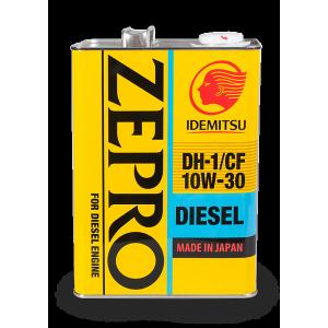 IDEMITSU ZEPRO DIESEL 10W30 DH-1 CF, 4L
