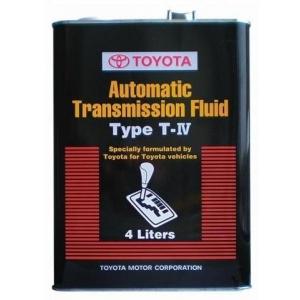 Масло трансмисcионное TOYOTA ATF T-IV (4л.)