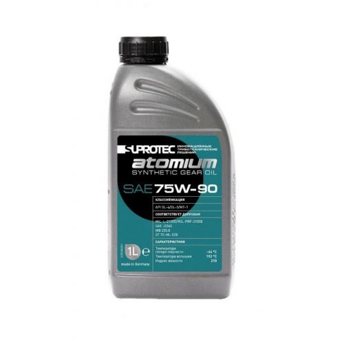 Suprotec Atomium Трансмис.масло 75W-90 (1л.)