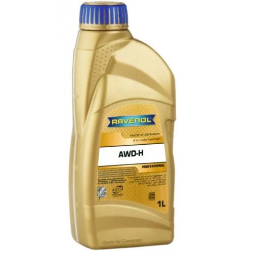 Трансмиссионное масло Ravenol AWD-H FLUID
