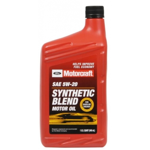 Масло моторное FORD Motorcraft Premium Synthetic Blend 5W-20 (0,946л.)