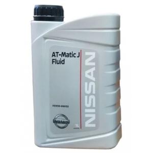 Масло трансмиссионное Nissan MATIC FLUID J (1л.)