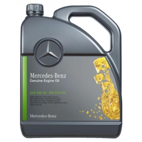 Масло моторное Mercedes-Benz 229.52 5W-30 (5л.)