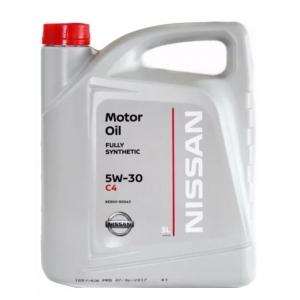 Масло моторное синтетическое Motor Oil DPF 5W-30, (5л.)