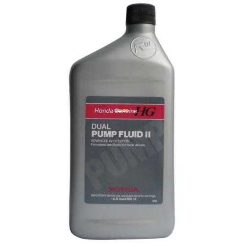 Масло трансм. HONDA DPFII (DPSF) (0,946л.)