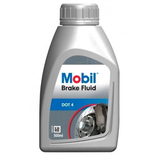 150906R MOBIL Brake Fluid DOT4 (0.5)