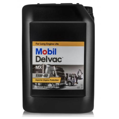 Минеральное масло Mobil DELVAC MX 15W-40 (20)