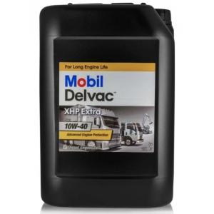 Полусинт. масло Mobil DELVAC XHP EXTRA 10W-40 (20)