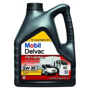 Mobil Delvac City Logistics M 5W-30