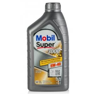 Синтетическое масло Mobil Super 3000 X1 5W-40 (1)