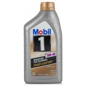 Масло моторное синтетическое MOBIL 1 FS 5W-30 , 1Л