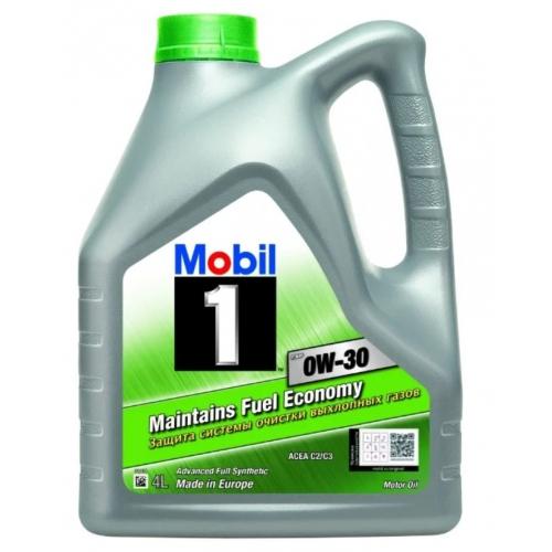 Моторное масло MOBIL 1 ESP 0W-30 4л