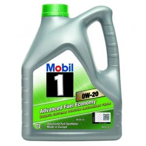 Масло моторное MOBIL 1 ESP x2 0W-20 4л