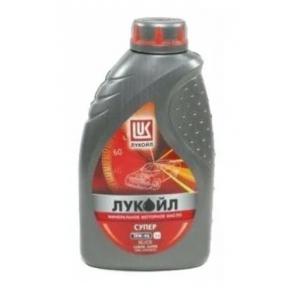 ЛУКОЙЛ СУПЕР SAE 15W-40, API SG/CD (1л.)