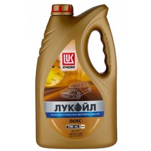 ЛУКОЙЛ ЛЮКС полусинтетическое SAE 10W-40, API SL/CF (4л.)