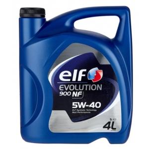 EVOLUTION 900 NF 5w-40 (4л) RU