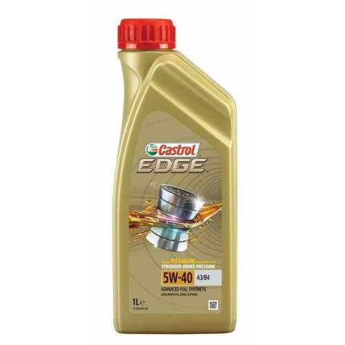 Castrol Масло моторное EDGE 5W-40 A3/B4 (1л)