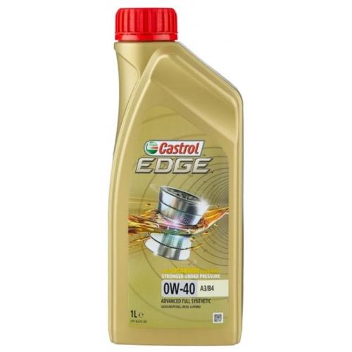 Castrol EDGE 0W-40 1л