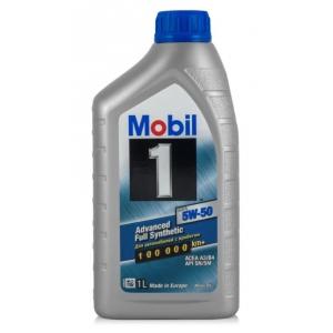 Синтетическое масло Mobil 1 FS x1 5W-50 (1)