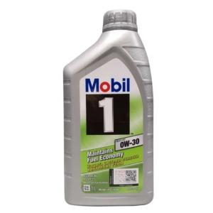 Моторное масло MOBIL 1 ESP LV 0W-30 1л