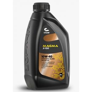 CYCLON MAGMA X-100 5W40 (1l) Моторное масло синт.